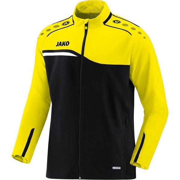 Afbeelding van JAKO Competition Vest - Zwart - Geel