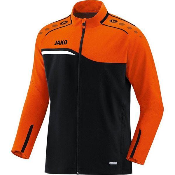 Afbeelding van JAKO Competition Vest - Zwart - Oranje