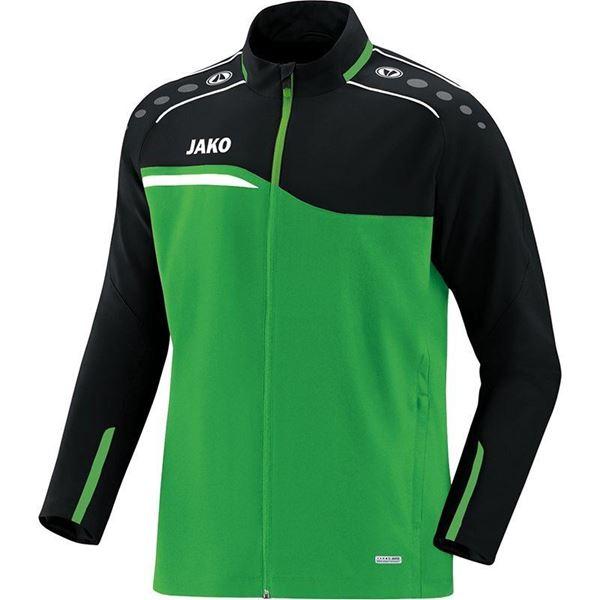 Afbeelding van JAKO Competition Vest - Groen - Zwart