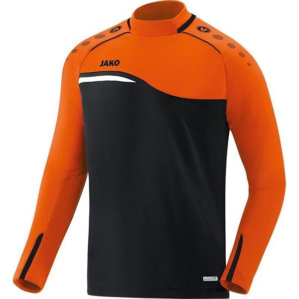Afbeelding van JAKO Competition Sweater - Zwart - Oranje - Kinderen