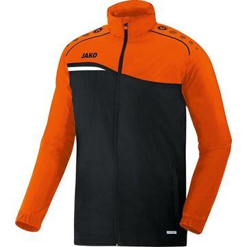 Afbeeldingen van JAKO Competition Regenjas - Zwart - Oranje