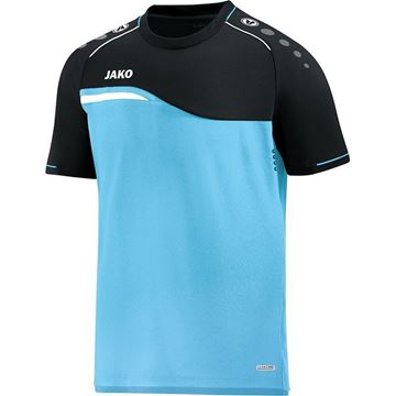 Afbeeldingen van Jako Competition Shirt - Lichtblauw - Zwart