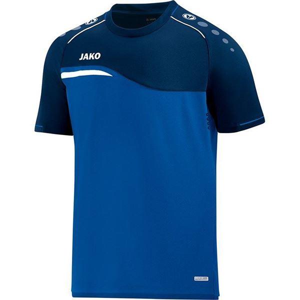Afbeelding van Jako Competition Shirt - Blauw - Navy - Blauw