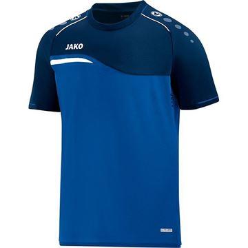 Afbeeldingen van Jako Competition Shirt - Blauw - Navy - Blauw - Kinderen