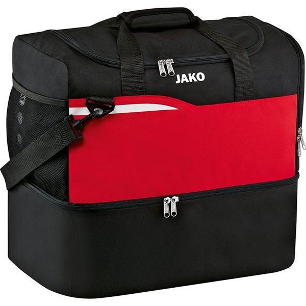 Afbeelding van Jako Competition Tas - Zwart - Rood
