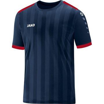 Afbeeldingen van JAKO Porto 2.0 Shirt - Navy Blauw/Rood - Kinderen