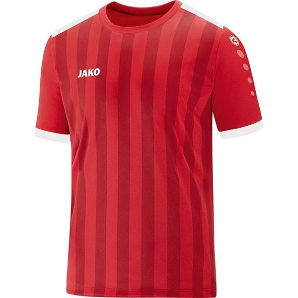 Afbeelding van JAKO Porto 2.0 Shirt - Rood/Wit