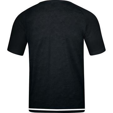 Afbeeldingen van JAKO Striker 2.0 Shirt - Zwart/Wit - Kinderen