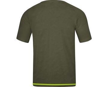 Afbeeldingen van JAKO Striker 2.0 Shirt - Zwart/Gifgroen