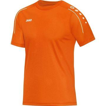 Afbeeldingen van JAKO Classico Shirt - Fluo Oranje - Kinderen