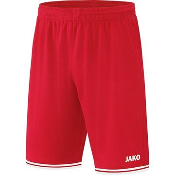 JAKO Center Basketbal short - Rood