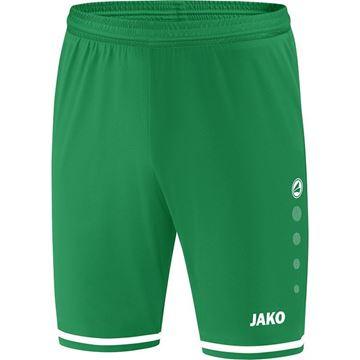 Afbeeldingen van JAKO Striker 2.0 Short - Groen/Wit