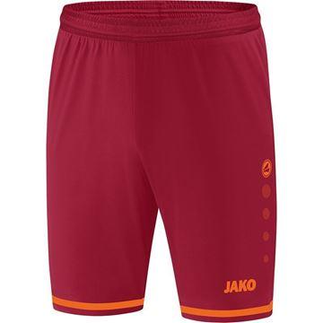 Afbeeldingen van JAKO Striker 2.0 Short - Rood/Oranje