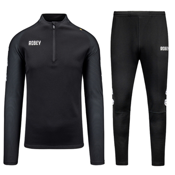 Robey - Performance Half-Zip Trainingspak - Zwart