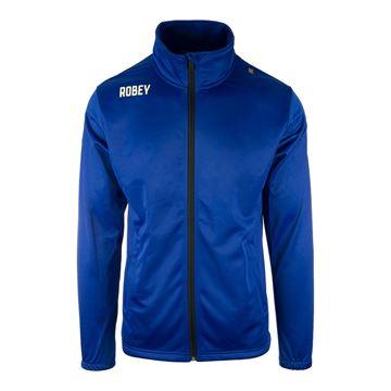 Afbeeldingen van Robey Premier Trainingsjack - Blauw