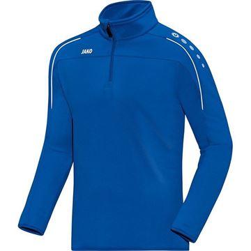 Afbeeldingen van JAKO Classico Zip Training Top -  Blauw