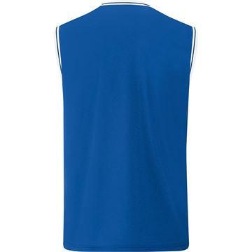 Afbeeldingen van JAKO Center 2.0 Basketbal Shirt - Blauw/Wit