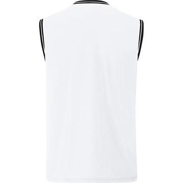 Afbeeldingen van JAKO Center 2.0 Basketbal Shirt - Wit/Zwart